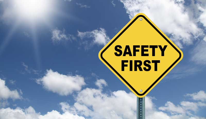 Safety first at ClearWay Industries