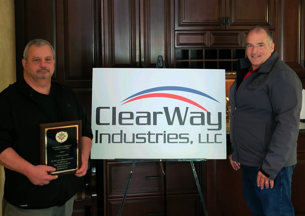 ClearWay Industries Awarded TCIA Accreditation