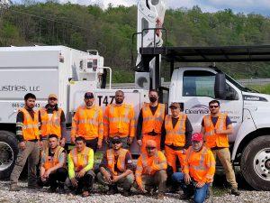 emergency storm response crew kentucky